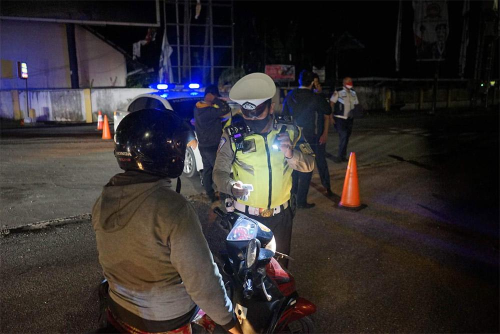 148 Pelanggar Terjaring Petugas PSBM