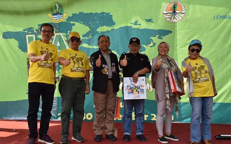 Ajak Generasi Muda Cinta Lingkungan, KLHK-LIA Gelar ECoFest 2019