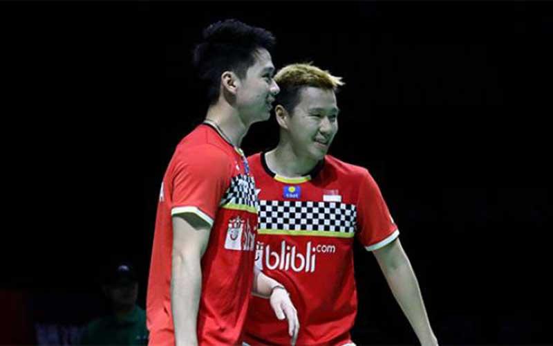 Pukulan Ajaib Kevin Pastikan Minions Juara di Fuzhou China Open 2019