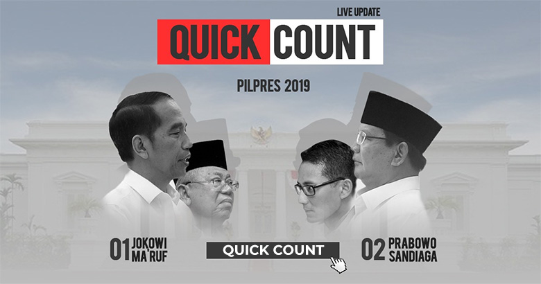 Lembaga Survei Dilaporkan karena Quick Count