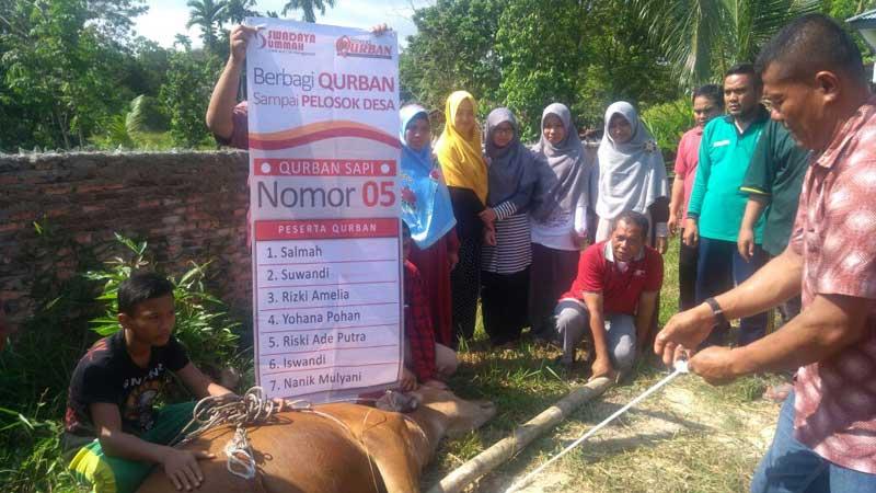 Setiap Tahun Daging Qurban Menumpuk di Perkantoran