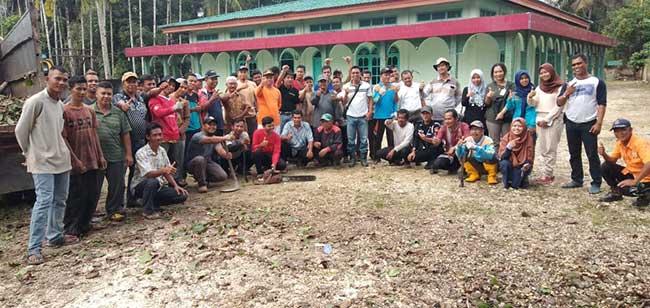 Menjalin Silaturahmi Dengan EVP