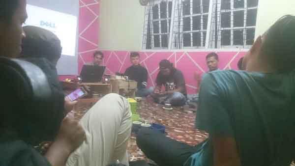 Musik Orkestra dari Ritual Bulean Suku Talang Mamak