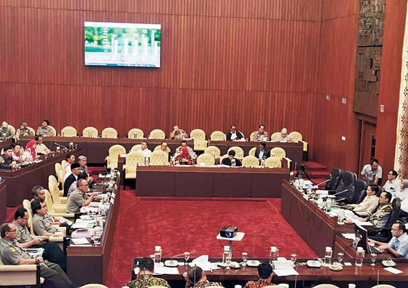 Komisi IV DPR RI Dorong Pembentukan Panja dan Penyelesaian Sawit dalam Kawasan Hutan
