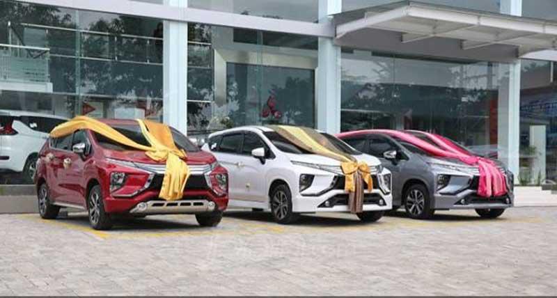 Mitsubishi Xpander di Indonesia Dijamin Aman