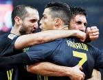 Juventus Menang, Inter Milan Kalah