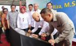 PTPN V Fokus Kembangkan Pembangkit Listrik dari Limbah Sawit