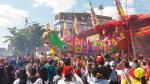 Puluhan Ribu Wisatawan Saksikan Bakar Tongkang