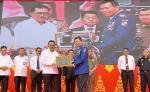 BPJS Ketenagakerjaan Beri Piagam Penghargaan pada Wako Pekanbaru