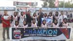 SMA 3 Mandau Champions Putri