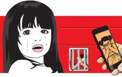 Ribuan Anak Diperdaya Buat Video Telanjang