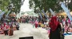 Ribuan Pengunjung Hadiri Hammock Camp