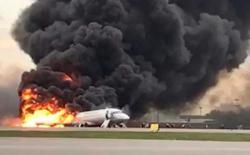 Pesawat Disambar Petir, 41 Orang Tewas