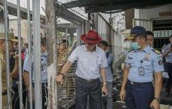 7 Ribu Napi di Riau Kasus Narkoba