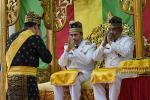 Minta Doa dan Dukungan Masyarakat Adat Riau