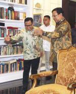 Prabowo Temui Muhaimin, Jokowi Undang Zulkifli Hasan