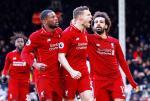 Menang Lewat Gol Penalti, Liverpool Kembali ke Puncak