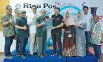 Indra Uno Kenalkan Ok Oce ke Riau Pos