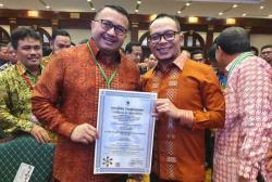RAPP Raih Penghargaan Bendera Emas SMK3