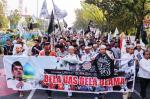 Lima Ribuan Massa Bela UAS, Bela Ulama