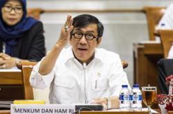 Anggap Napi Korupsi Tak Masuk High Risk