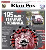 Rabu, 138 Kasus Baru Ditemukan di Riau, Tiga Meninggal