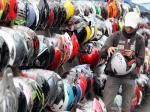 Cara Mudah Bersihkan Helm Agar Tak Berjamur