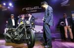 Honda Rebel Makin Ekspresif dan Maskulin