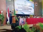 Mursini Sampaikan Orasi IImiah di Hadapan Wisudawan UIN Suska