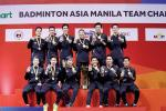 Indonesia Bidik Gelar di Piala Thomas