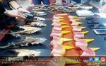 Penyeludup Paruh Burung Rangkong Ditangkap