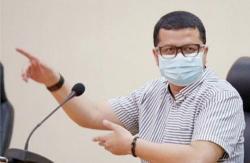Jubir Satgas Covid-19 Riau Pastikan Gubri Masih Dirawat