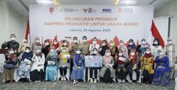 Penyaluran Program Banpres Produktif untuk Usaha Mikro di BNI Wilayah Padang