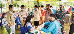 1.550 Karyawan PT SLS Ikuti Vaksinasi Gotong Royong