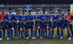 Pekanbaru vs Siak di Final Piala Gubernur U-14