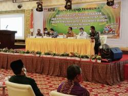 DPT Pilkada Meranti 139.234 Orang