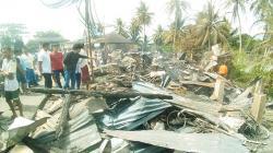 Dari Kebakaran 41 Bangunan di Pasar Kuok, Kabupaten Kampar