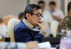 Maki Desak Jokowi Pecat Yasonna Laoly, Dianggap Sebarkan Berita Bohong