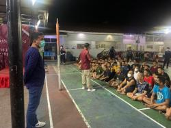 Lapas Kelas II A Bagansiapaiapi Gelar Razia Insidentil
