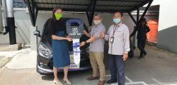 Panen Hadiah Simpedes BRI, Aeng Bawa Pulang Mobil Gratis