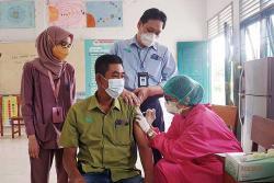 RAPP Gencarkan Vaksinasi Gotong Royong