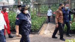 Menteri LHK Resmikan KBD di Kampar