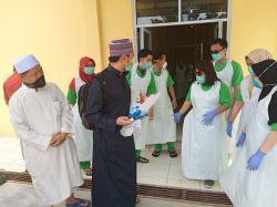 83 Persen Pasien Positif di Riau Sembuh