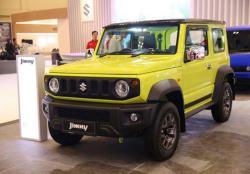 Pesanan Suzuki Jimny Membludak