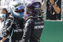 Valtteri Bottas Mulai Balapan dengan Pole Position