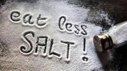 1 Sendok Teh Garam Sehari untuk Cegah Hipertensi
