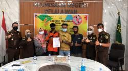 Kejari Pelalawan Gelar Penyelesaian Perkara Melalui Restoratif Justice
