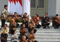 Pembentukan Kementrian Baru Disetujui, Isu Reshuffle Kabinet Merebak