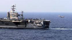 Cina Usir Kapal Perang Amerika di Laut Cina Selatan