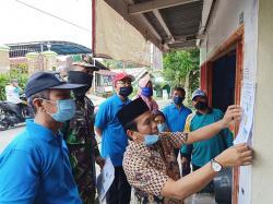Cegah Corona, Relawan Tangkerang Labuai Dibentuk